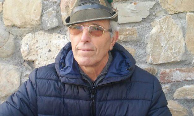 Luigi Manenti, Capogruppo Alpini di San Paolo d'Argon