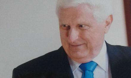 """Riccardo Poli, Organista e direttore della Corale """"S.Cecilia"""" di Vertova"""