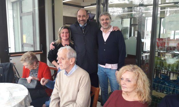 Inaugurato l'Alzheimer Cafè