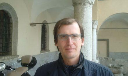 Don Claudio Federici, Responsabile della Pastorale Giovanile delle parrocchie della Valle del Lujo
