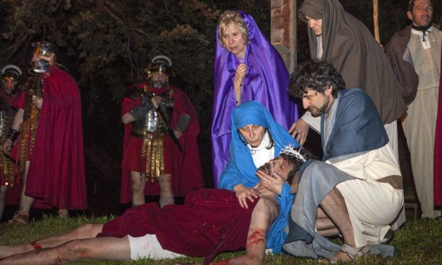 """Astorica propone la 5^ edizione della rievocazione della """"Passione di Gesù Cristo"""""""