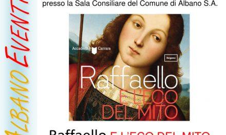 """Un incontro informativo per prepararsi alla mostra """"Raffaello e l'Eco del Mito"""""""