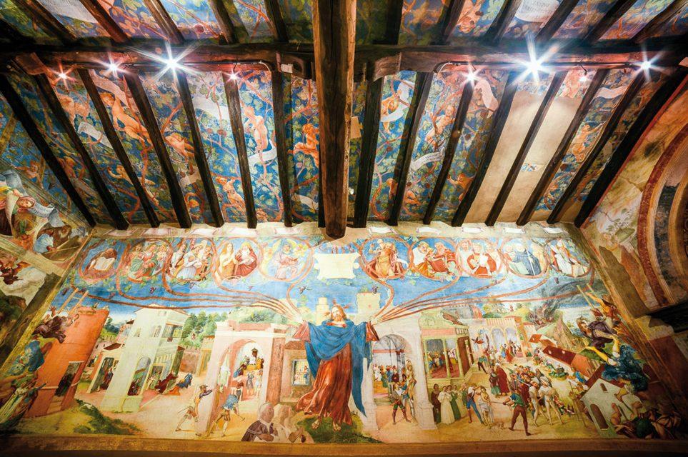 Apertura dell'oratorio Suardi: tutte le domeniche, fino a novembre.