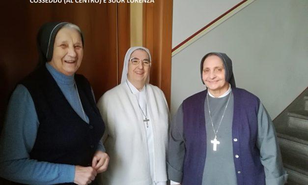 """Suor Gloria Facci, Economa della comunità religiosa """"Madre Angela Maria Campanile"""" di Gazzaniga"""