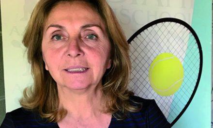 Cinzia Fabiani, Coach della nazionale italiana tennis sordi