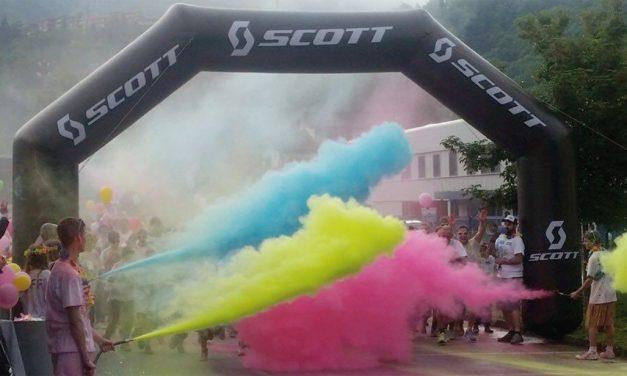 Paint Run: una corsa con i Colori della Vita