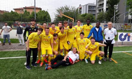 Juoniores AlbinoGandino porta a Vall'Alta campionato e coppa disciplina