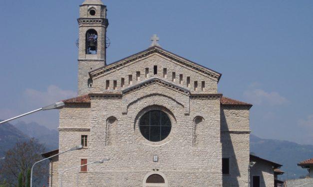 Festa di S.Antonio di Padova. La comunità di Fiobbio è in festa