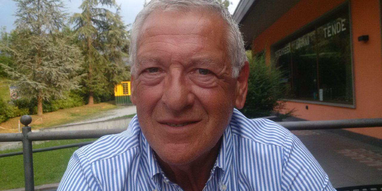 """Pierangelo Peracchi, responsabile organizzativo della """"Mostra agro-zootecnica della Valle del Lujo"""""""