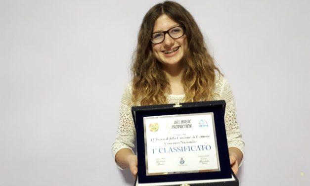 """Elisa Bertolini vince il 13° """"Festival della Canzone – Vittuone in musica"""""""