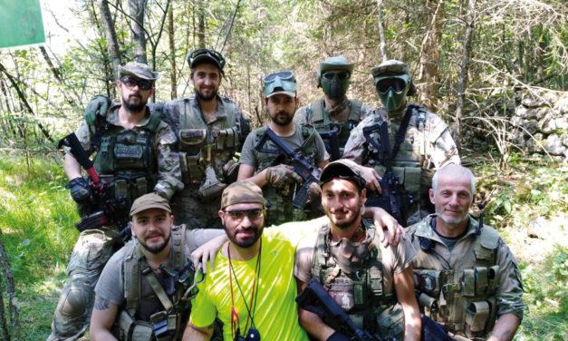 SOFTAIR: i campioni lombardi sono i ragazzi dell'ASD Tactical Seals