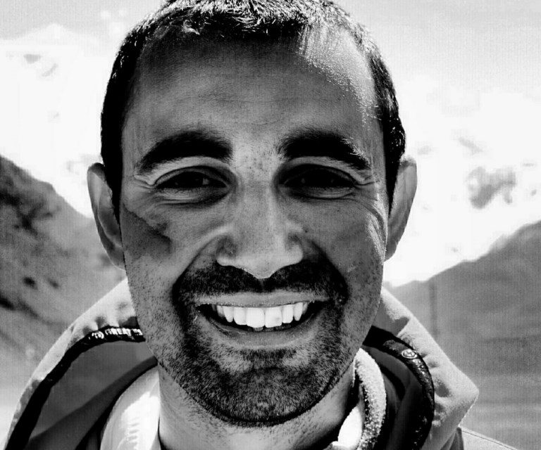L'aria fina del Pamir… Matteo Gallizioli conquista il Pk Lenin (7.134 metri)