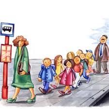 """Tutti a scuola a piedi con il """"Piedibus"""""""