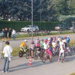 Bici insieme a scuola