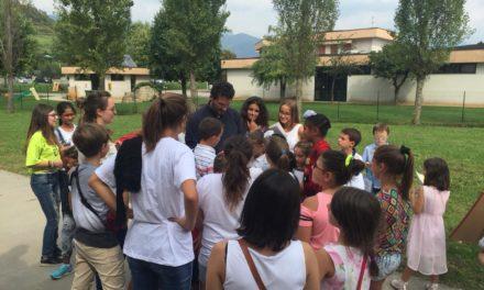 La comunità argonese ha salutato don Matteo Marcassoli