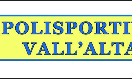 Polisportiva Vall'Alta pronta per una stagione alla grande