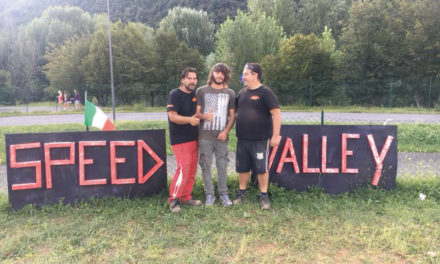 "Nuova pista ""Speed Valley"" per automobili radiocomandate"