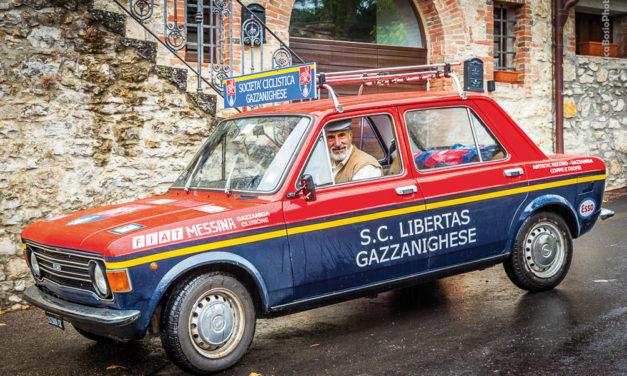 La S.C. Gazzanighese alla conquista dell'EROICA, una corsa d'altri tempi nelle terre del Chianti