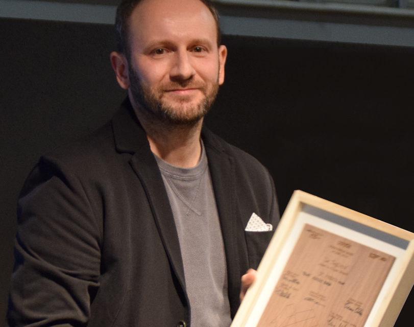 Alessio Biava, presidente del PLIS delle Valli d'Argon