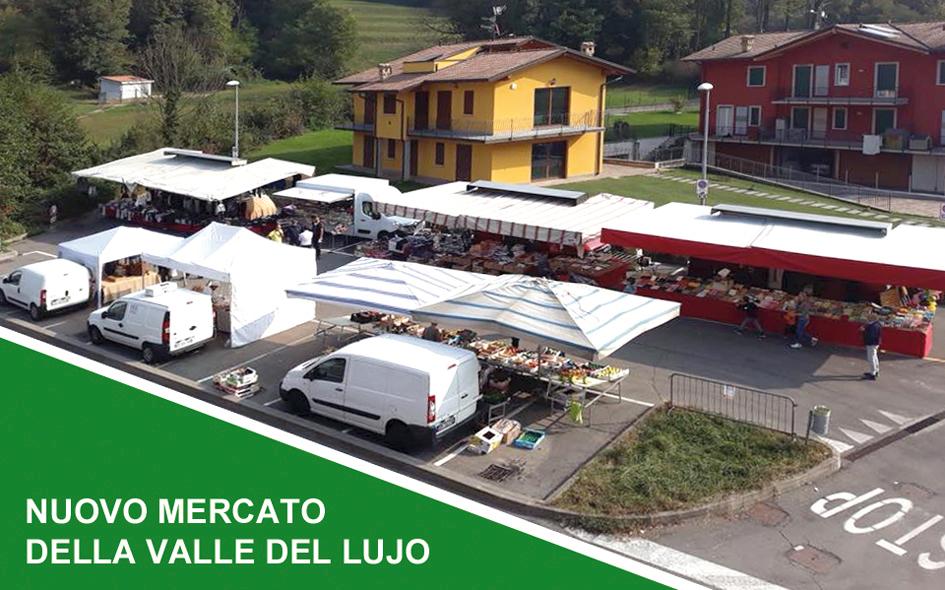 Nuovo mercato sperimentale della Valle del Lujo