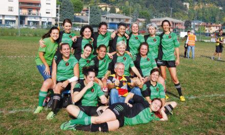 """Le """"mamme del rugby"""" in campo a favore dell'Associazione Fiordiloto"""