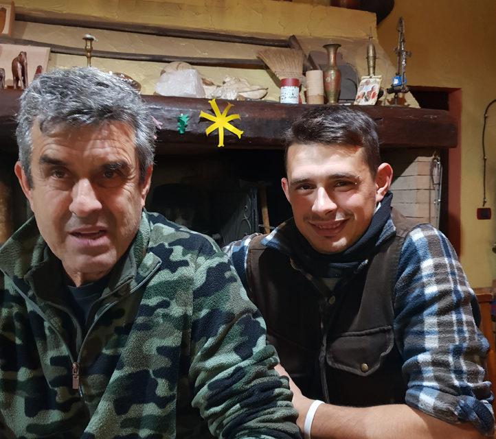 Francesco Cugini, il primo allevatore di bufali in Valle del Lujo