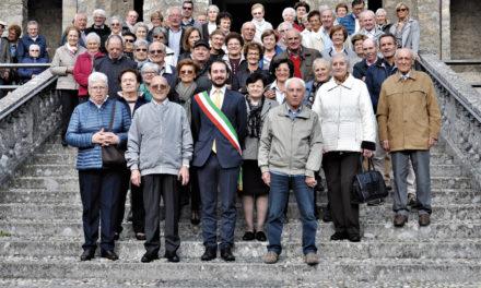 Comenduno, Pensionati e Anziani in festa: assegnato a Vincenzo Carminati il premio pensionato dell'anno