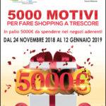 5.000 buoni motivi per fare shopping a Trescore!