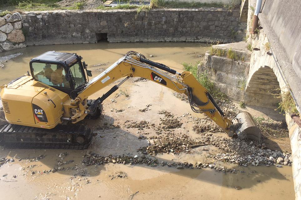 Rinnovata la convenzione con AIPO per la manutenzione del torrente Cherio