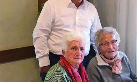 """Auguri """"speciali"""" a tutti gli anziani """"over 85"""" del paese"""