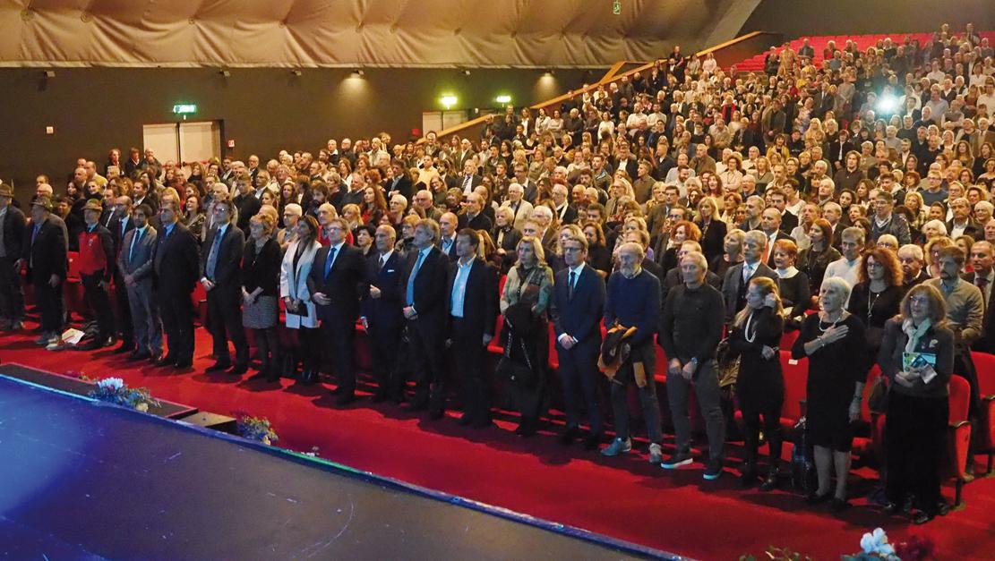 """Una """"serata di popolo"""" per i 90 anni di ACI Bergamo"""