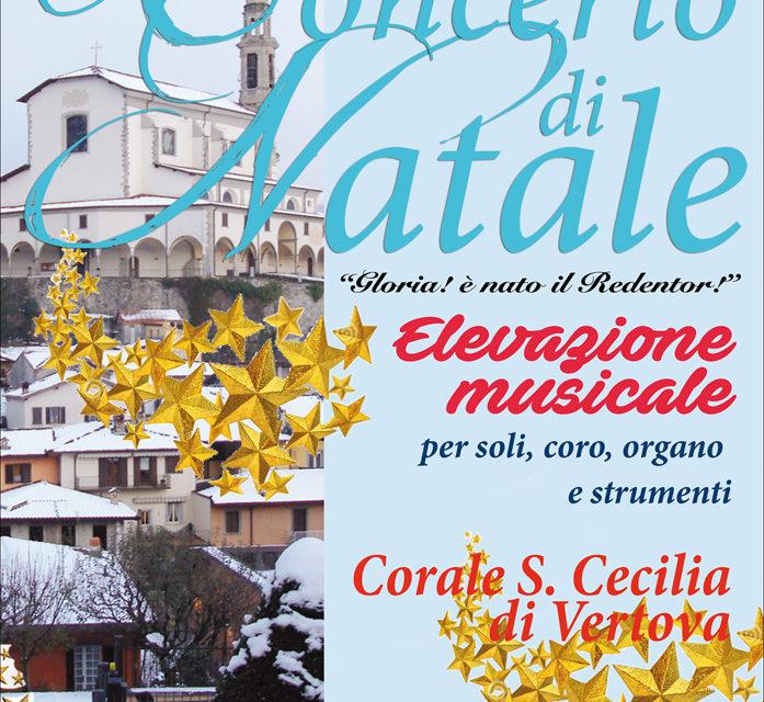 La corale S. Cecilia in concerto