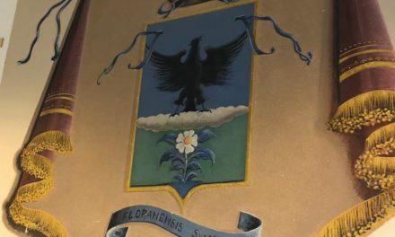 """La sala consiliare ritorna ufficialmente nella """"Sala dello stemma"""""""