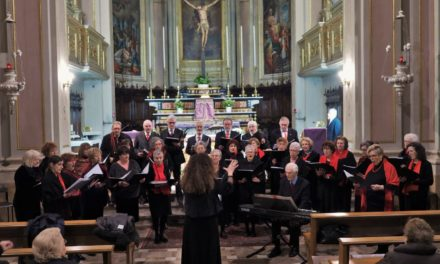 Concerto di Natale per l'AUSER di Cene e presentazione delle attività 2019