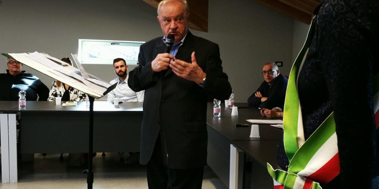 Mario Sigismondi, cittadino benemerito