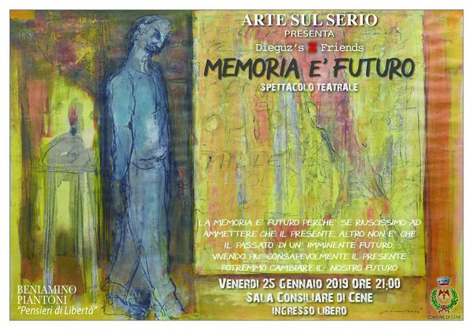 La Memoria è futuro