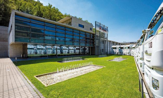 A Ghisalba la nuova piattaforma logistica della Nicoli Trasporti Spedizioni spa