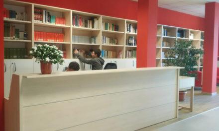 "A pieno regime ""Librarium"", la nuova biblioteca all'Isis ""Oscar Romero"""