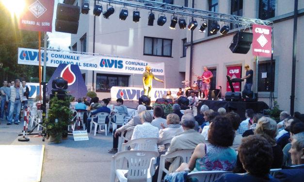 La sezione Avis promuove la cultura della donazione