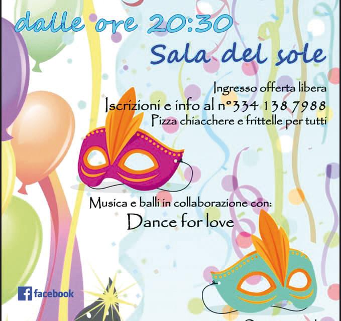 """""""Festa in Maschera"""" per il Carnevale 2019"""