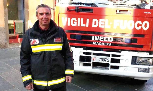 322 interventi nel 2018 per i vigili del fuoco volontari