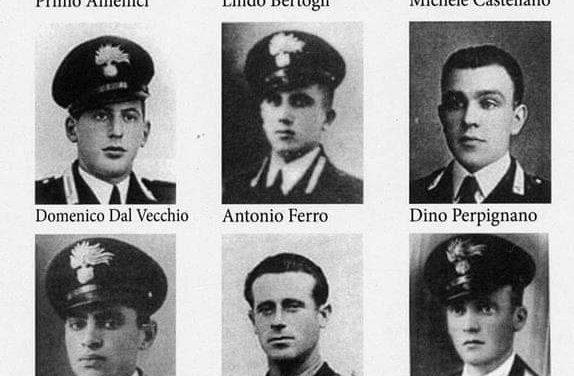 Il massacro dei Carabinieri della centrale idroelettrica di Bretto
