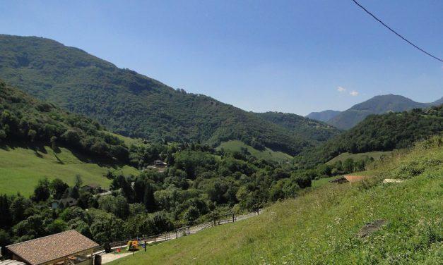 """Sui sentieri della Valle Rossa con l'associazione """"Monte Misma"""""""