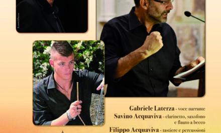 Gabriele Laterza presenta Dante e Primo Levi