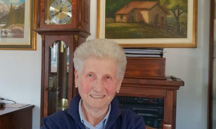 Giampiera Longaretti, Presidente della Conferenza San Vincenzo di Gazzaniga