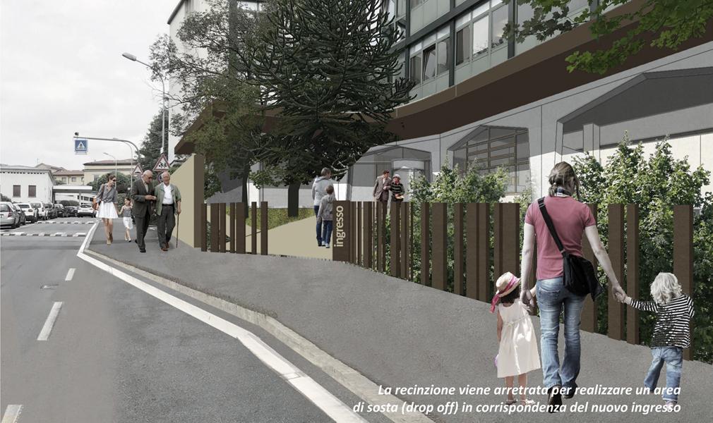 Casa Honegger, un nuovo spazio identitario aperto alla città