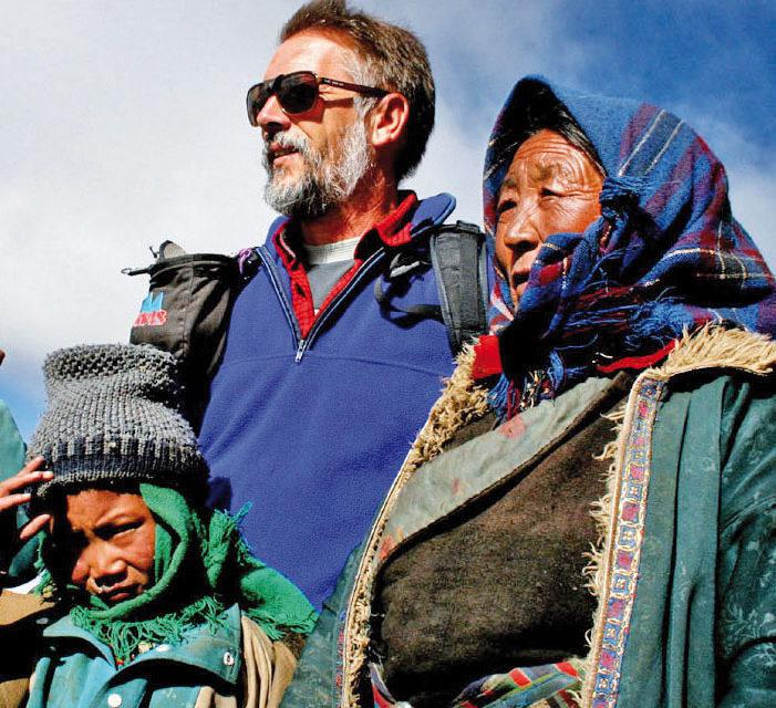 """""""I miti del Rajasthan"""" con Lino Schena"""