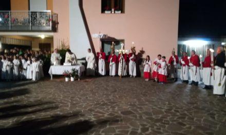 """Processione del """"Corpus Domini"""", a Casale"""