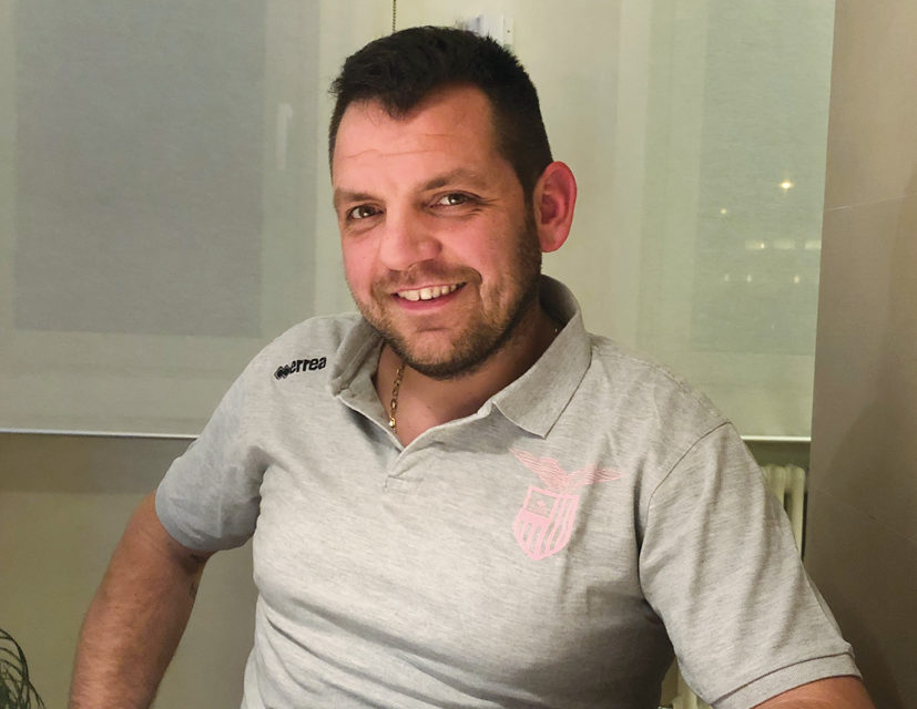 Nycholas Poli, Responsabile della San Bernardino Calcio di Semonte