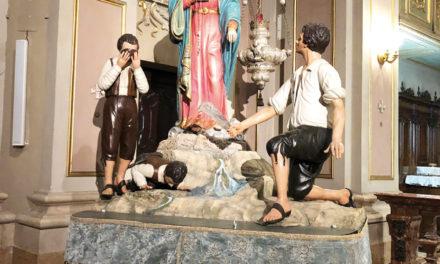 """Partita la """"Peregrinazione della Madonna di Altino"""""""